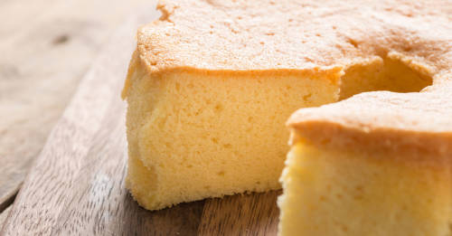 Pastel de queso japonés con solo tres ingredientes