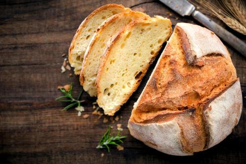 Un buen tip para hacer un delicioso pan sin levadura en casa