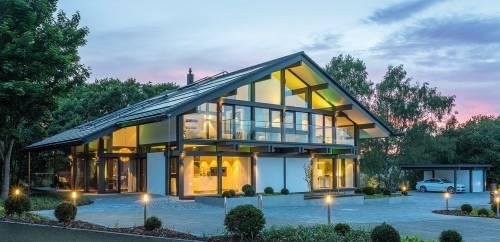 Casas estilo alemán, modulares y autosustentables