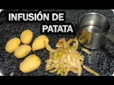Como preparar fertilizante casero con papas