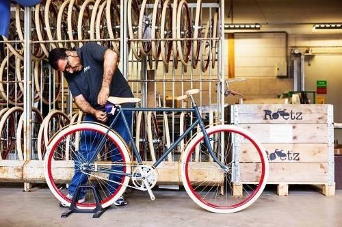 Una segunda oportunidad para personas y bicicletas