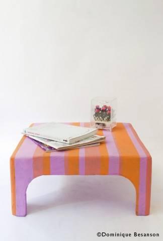 Cómo hacer una mesa reciclando telgopor
