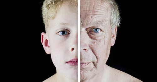 Así es como realmente se verá tu rostro cuando envejezcas