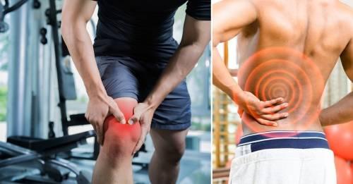 5 señales que te ayudarán a reconocer que estás haciendo mal ejercicio