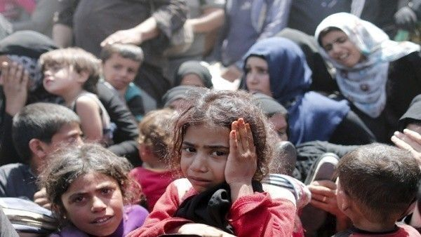 niños sirios desaparecidos