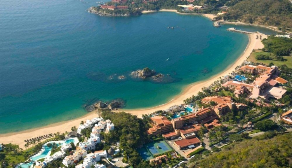 playas de México hatulco
