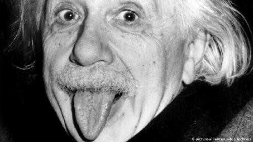 La historia detrás de la foto más icónica de Albert Einstein
