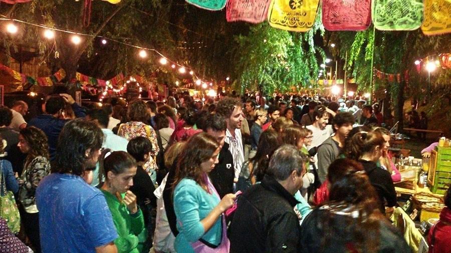 Mercado Sustentable, ¡de noche!