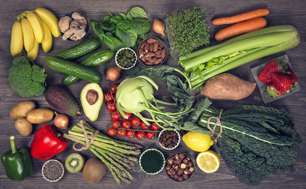 7 alimentos para mantener el cuerpo alcalino y evitar enfermedades