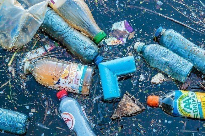 libre de plástico