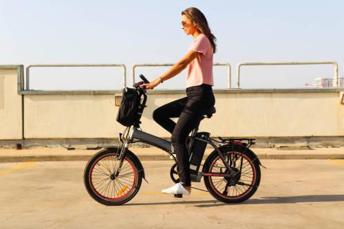Diseñan la bicicleta eléctrica más eficiente de todos los tiempos