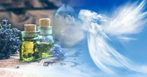 Aromas que atraen la ayuda de los ángeles