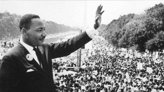 Martin Luther King, Jr. desarrolló una labor crucial en Estados Unidos al frente del movimiento por los derechos civiles para los afroestadounidenses