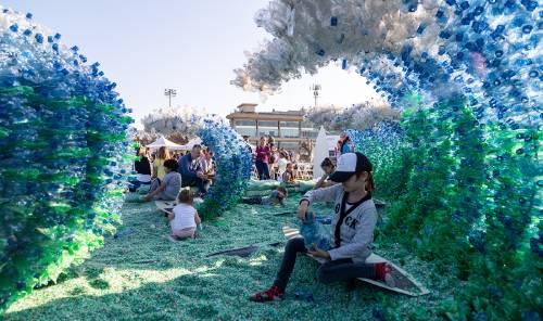 Del cesto al museo: cuatro artistas que transforman la basura en arte