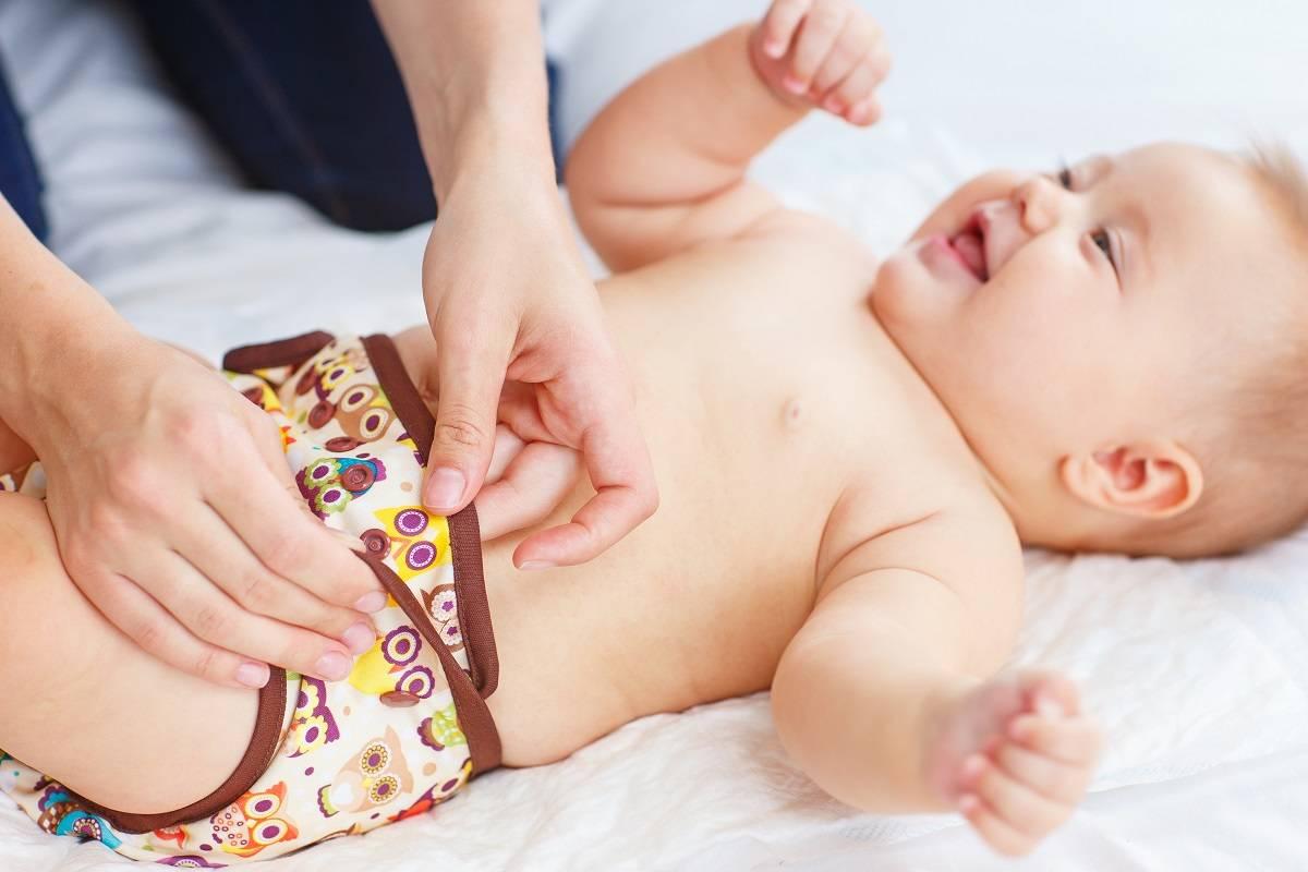 Maternidad sustentable: el regreso de los pañales de tela