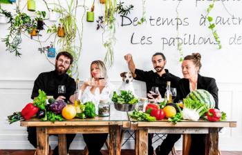 Restaurante 100% vegano recibe una estrella Michelin