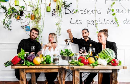 Por primera vez, un restaurante 100% vegano recibe una estrella Michelin