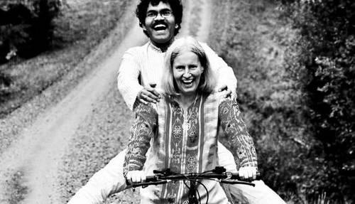 La increíble historia del hombre que pedaleó de India a Suecia por amor a un..