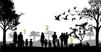 Test Psicológico: Adivina cuál no es una familia y te diremos cómo eres en realidad
