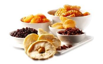¿Por qué incluir frutas deshidratadas en la alimentación?