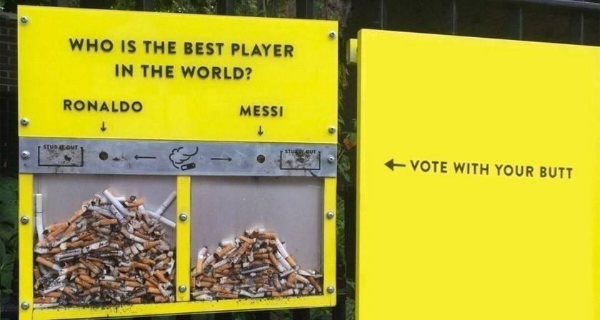 Éstas son las ideas más curiosas y creativas para limpiar la ciudad