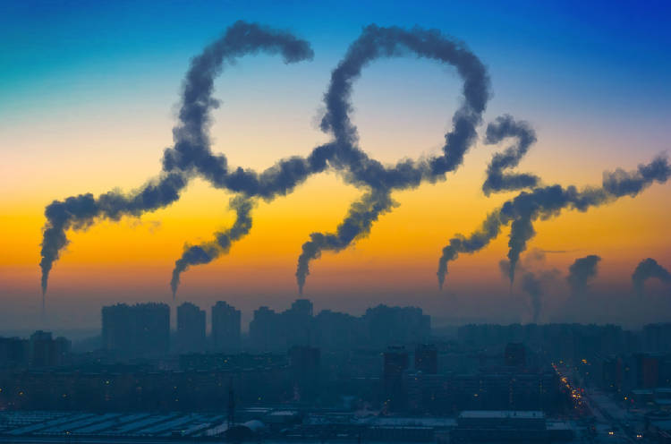 emisiones co2 carbono