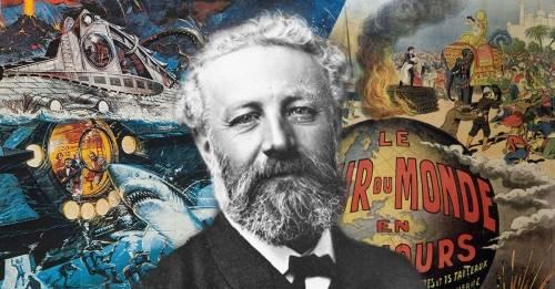 18 frases de Julio Verne para creer en lo imposible