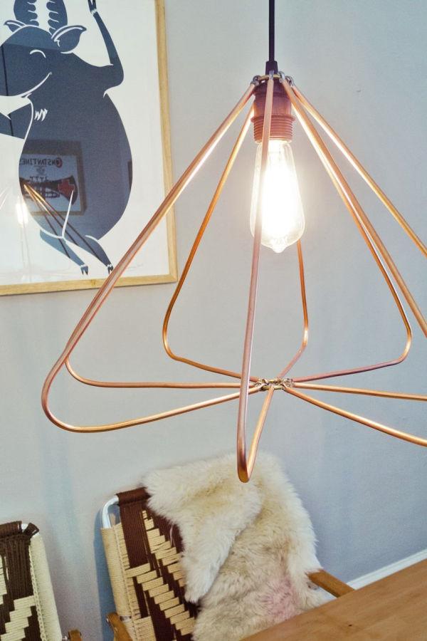 DIY-Copper-Geometric-Pendant-Lamp-Featured-011