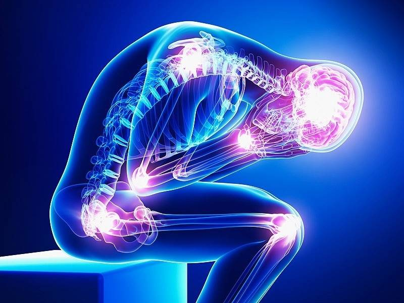 Descubre el significado de las enfermedades y los dolores corporales