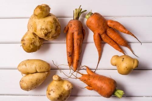 La cultura de la belleza también afecta a las frutas y verduras