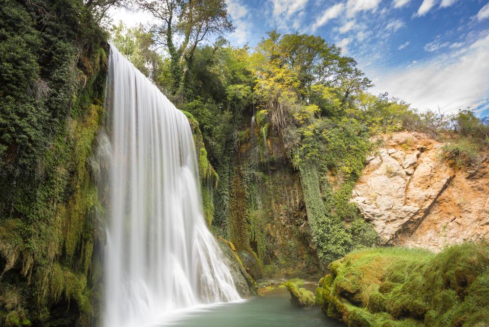 La fascinante riqueza natural del Monasterio de Piedra