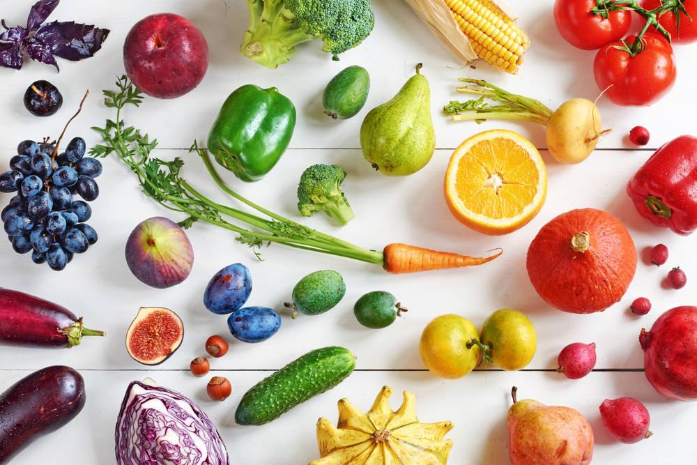 Cuarentena: más verduras y menos comidas preparadas