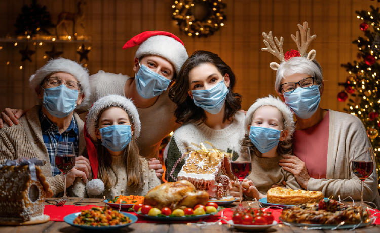 navidad coronavirus covid