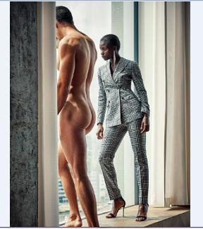 Hombres desnudos y mujeres vestidas: ¿qué te parece esta campaña que quiere..