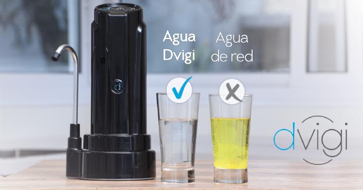 Filtro de agua Dvigi