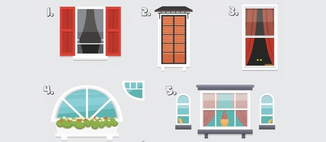 ¿Qué ventana representa tu vida? Tu respuesta te dirá cómo te preparas para enfrentar el futuro