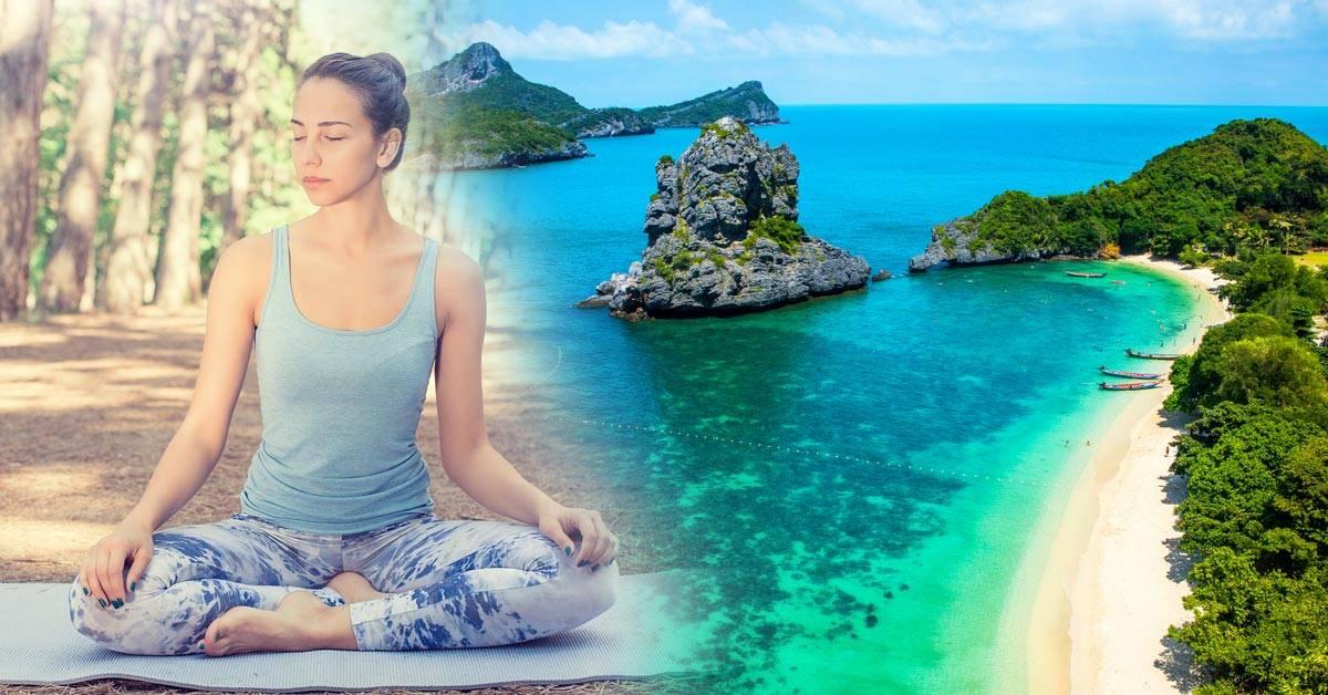Becas para meditar en Tailandia para ciudadanos de todo el mundo