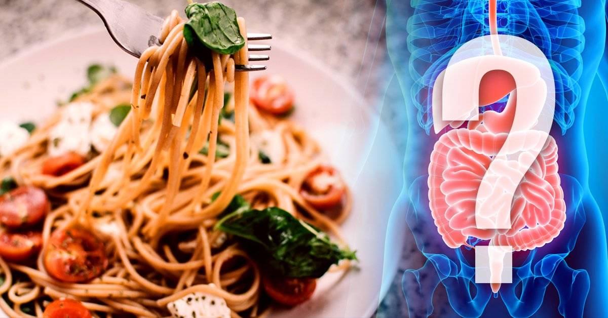 ¿Por qué los italianos comen mucha pasta sin engordar?