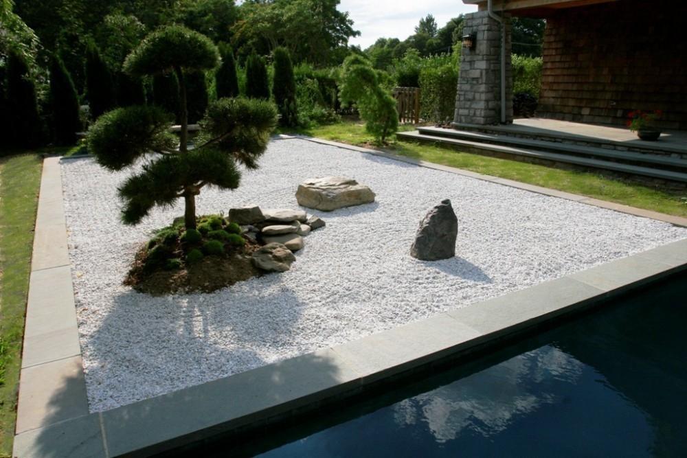 Cómo hacer un jardín zen para relajarte y meditar en casa