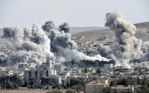 """Enfrentamientos entre Israel y palestinos hacen temer """"guerra a gran escala"""""""