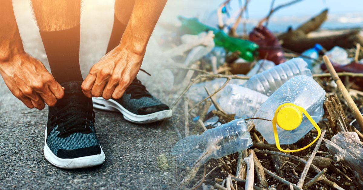 Una carrera por el ambiente: cada kilómetro ayuda a limpiar los océanos