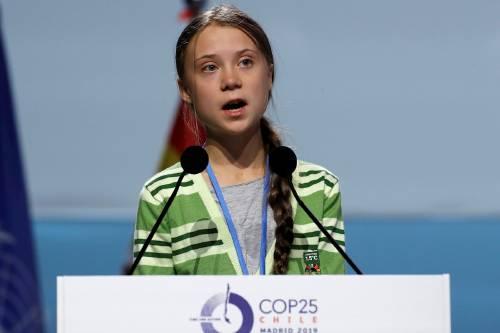 Greta apunta a países ricos en su responsabilidad con el cambio climático