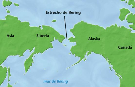 La cantidad de hielo marino en el mar de Bering este invierno fue la más baja desde 1850