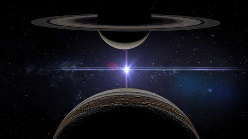Conjunción de Júpiter y Saturno: cuándo es la alineación y cómo ver la 'Estrella de Belén'