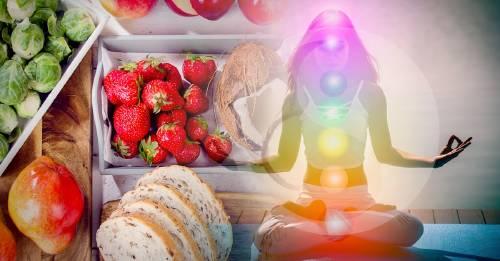 Qué comer para alinear la energía de cada chakra