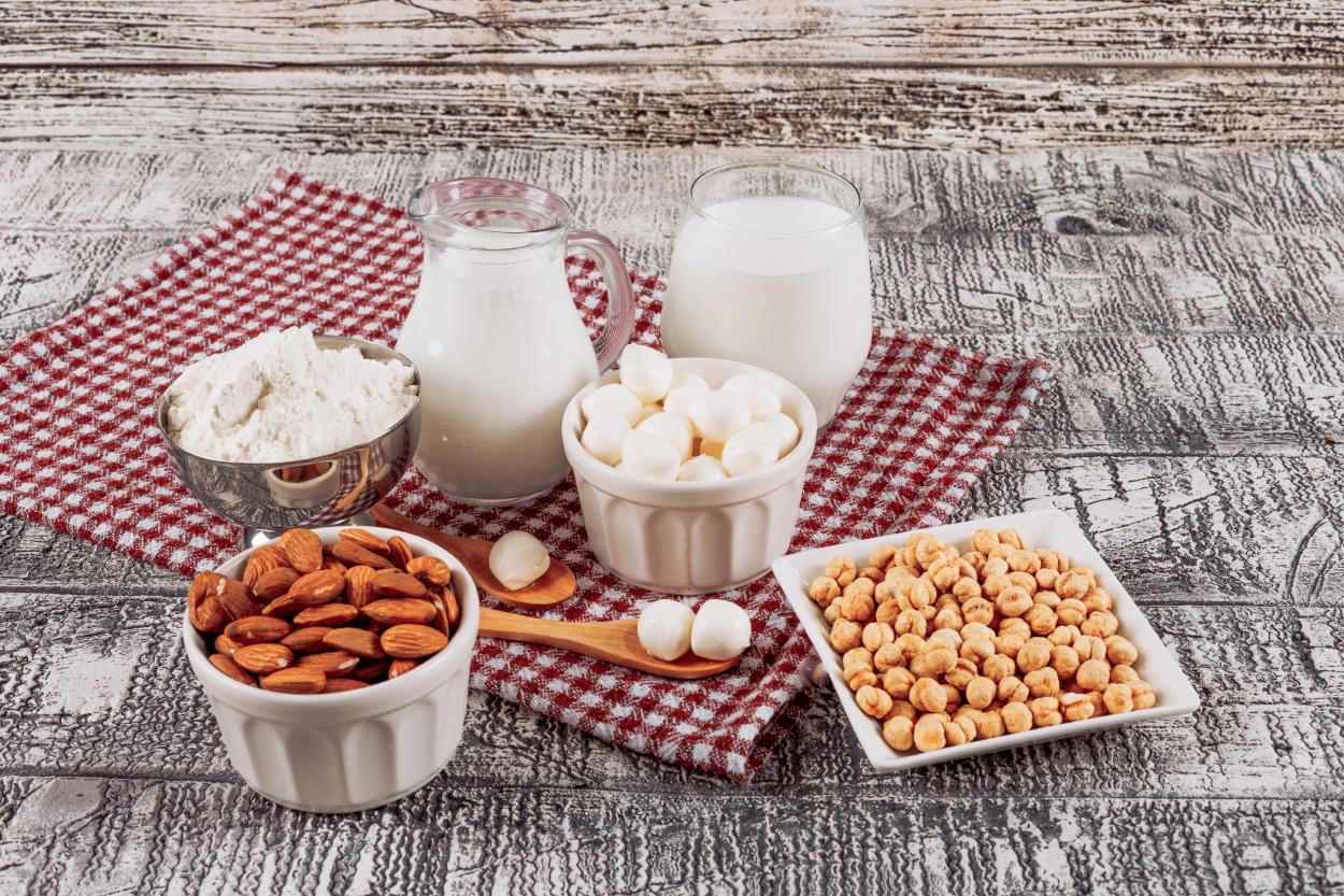 10 alimentos ricos en calcio que ayudan a la salud de tus huesos