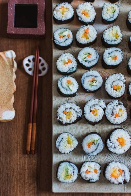 Sushi: la comida más popular de mundo