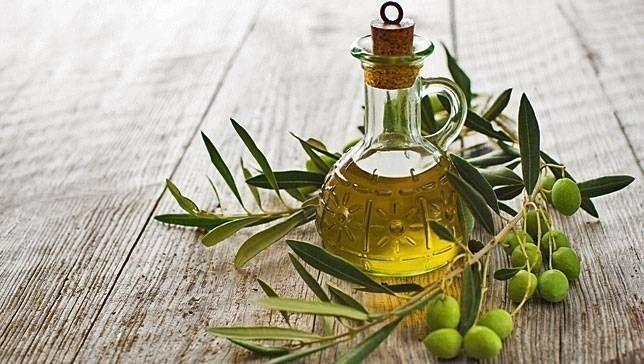 inflamación aceite de oliva