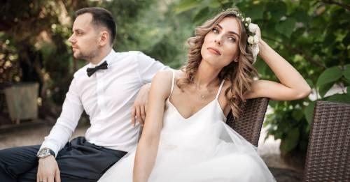El matrimonio más corto: pidió el divorcio a los 3 minutos de casada