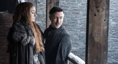 """Regresó """"Game of Thrones"""" con reuniones de amigos que sin saberlo podrían es.."""